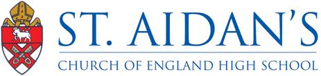 St Aidans Church of England High School Harrogate Logo
