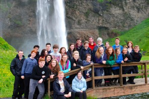 Year 12 Geography trip to Iceland