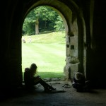 Year 12 Creative Writing at Fountains Abbey